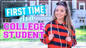 A Brief Description: A Day in the Life of a College Student