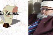 Sonnets of Farrukh Ahmad,Translated by Gazi Abdulla-hel Baqui